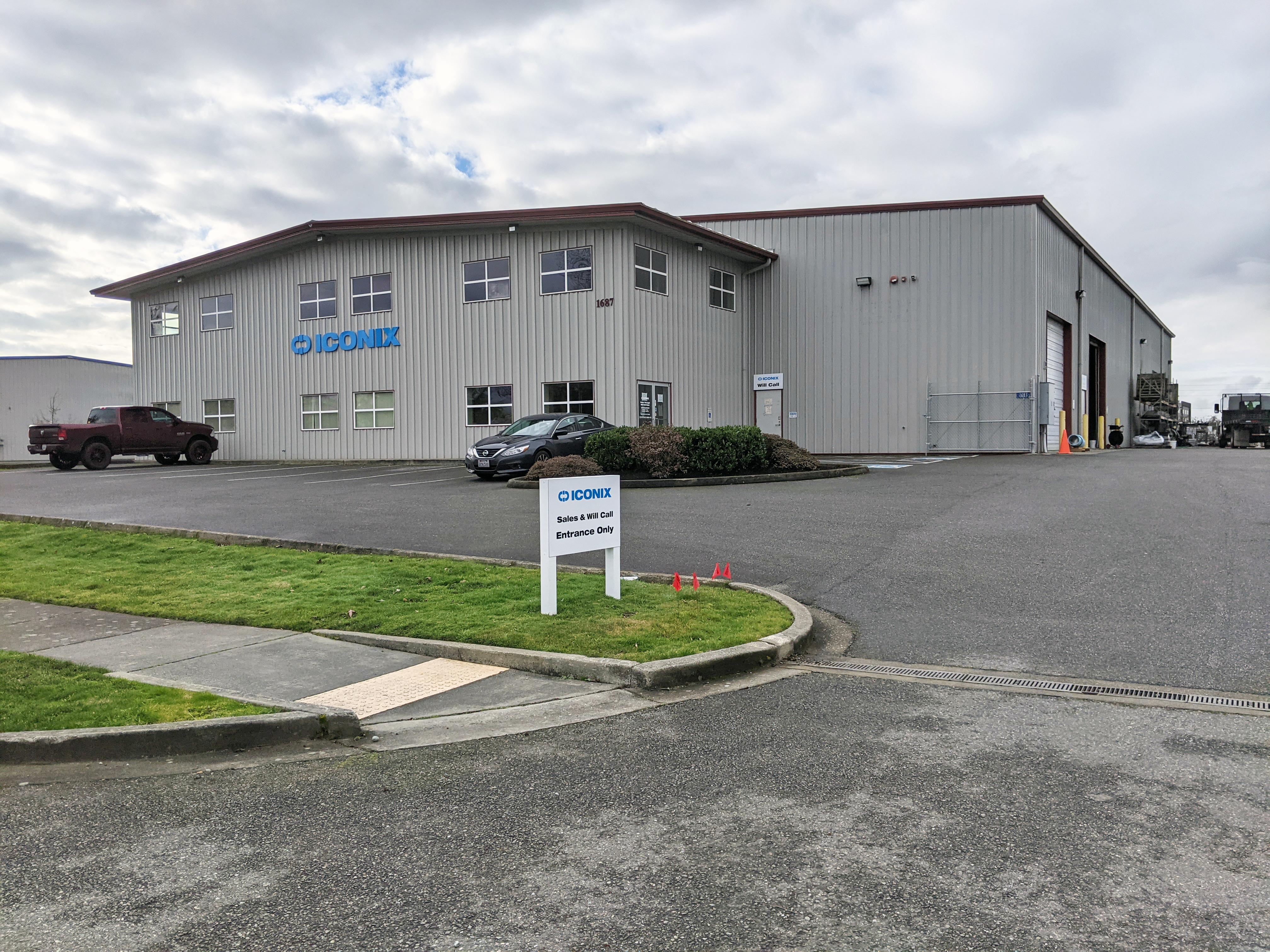 ICONIX Waterworks Burlington, WA Branch