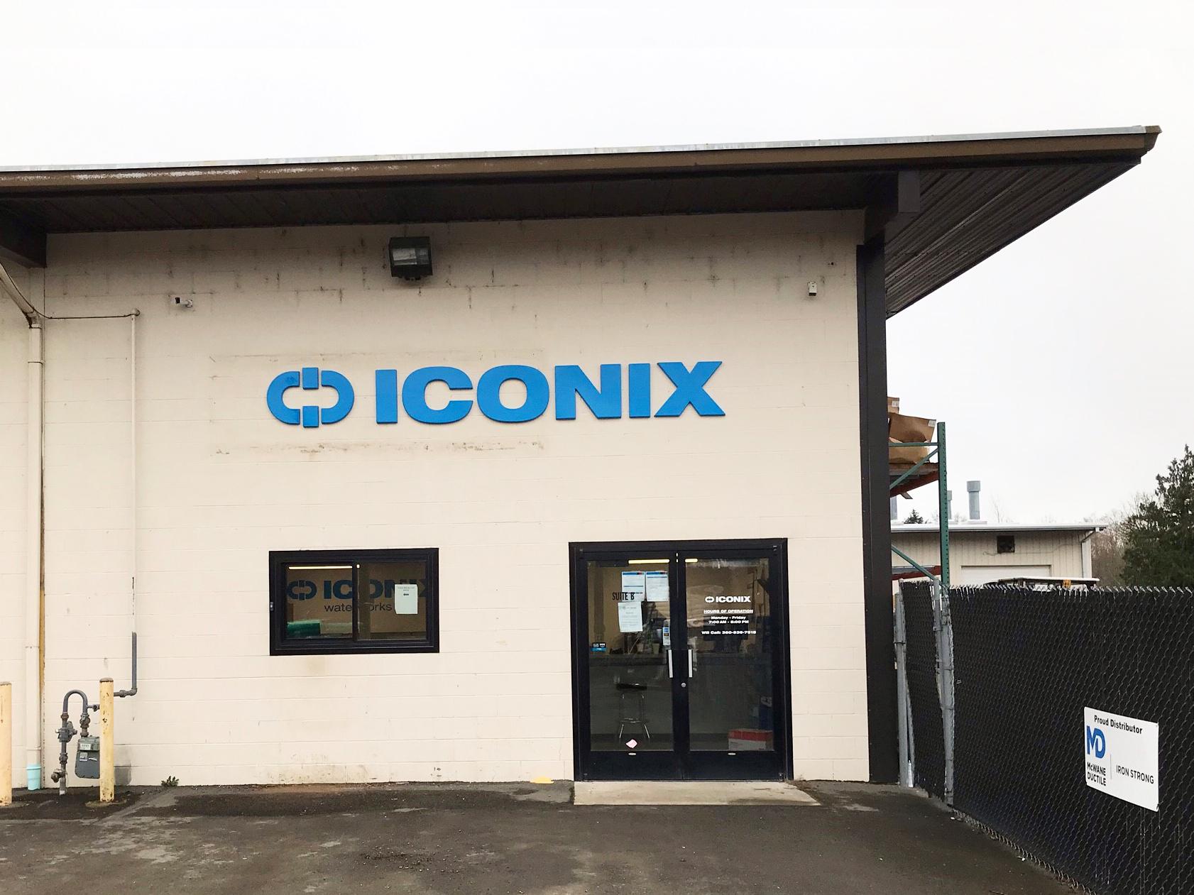 ICONIX Waterworks Tumwater, WA Branch
